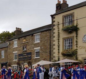 Allendale village pubs