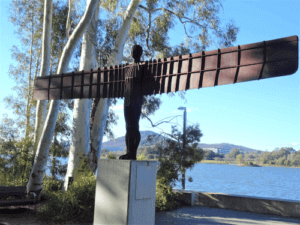 Angel of the North Canberra