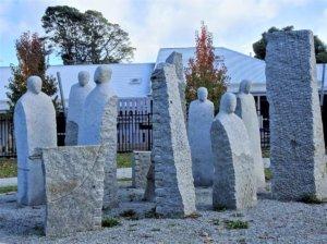 Gembrook village sculpture