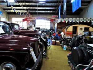 Gembrook Motor Museum in gembrook victoria