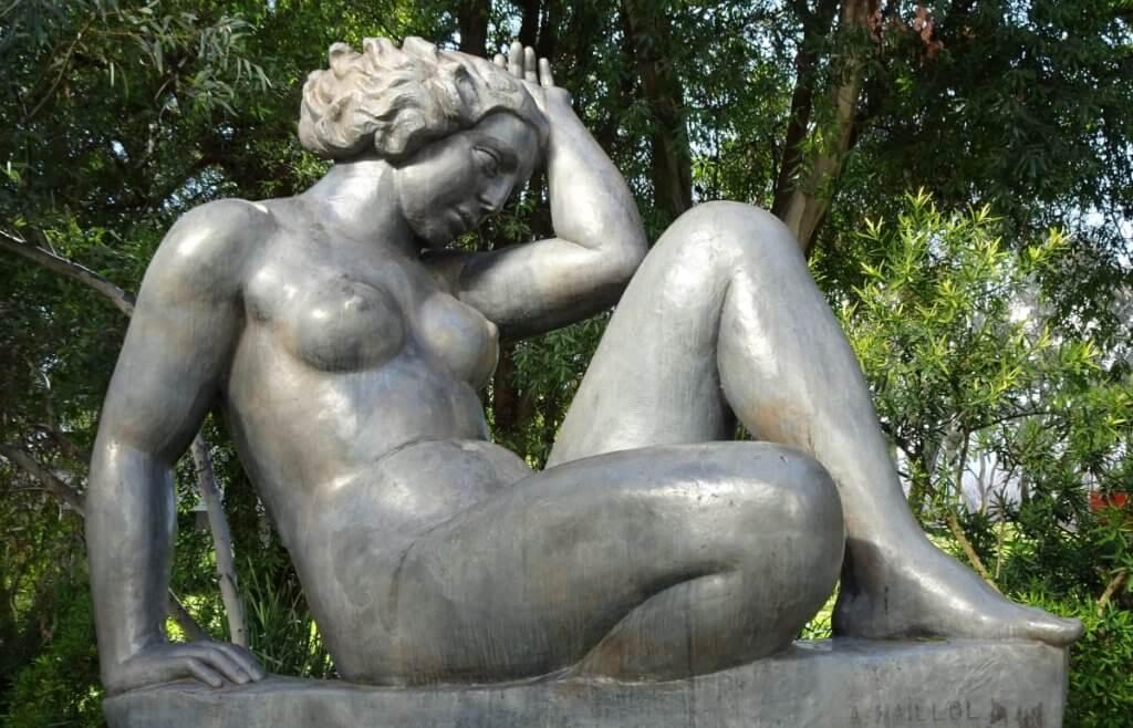 La montagne sculpture