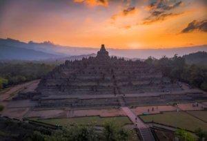 Borobodur Temple