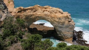 The Arch on Great Ocean Road near 12 Apostles