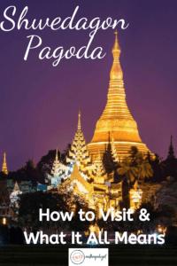 myanmar's shwedagon pagoda