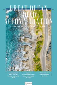 Great Ocean Road Accommodation options