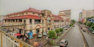 Bogyoke Market rangoon