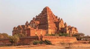 Dhammayangyi temple bagan, myanmar, bagan itinerary