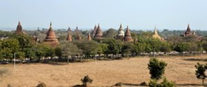 places to visit in bagan myanmar - myinkaba village.