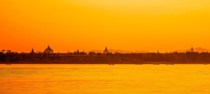 bagan things to do - Irrawadyy river sunset cruise