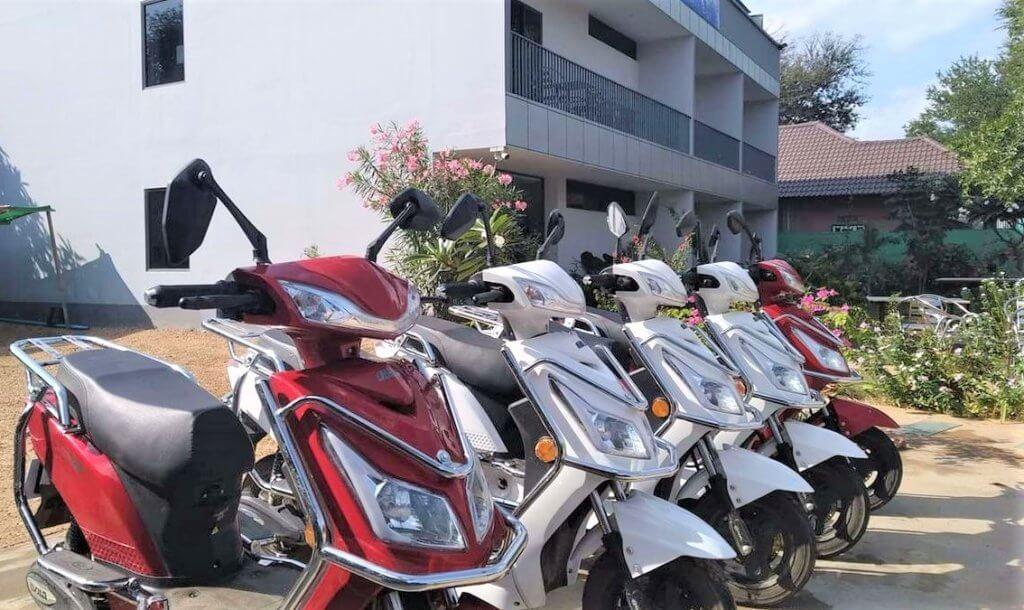 ebike rental for bagan itinerary