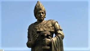 statue of king anawratha