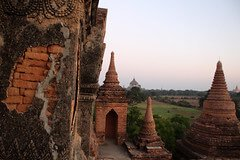 law ka ou shaung sunrise bagan