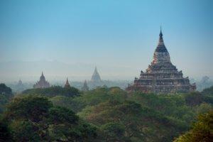 shwesandaw pagoda bagan,myanmar