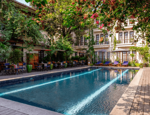 where to stay in yangon_savoy hotel