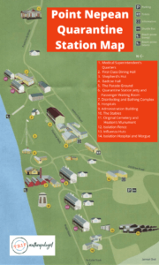 Point Nepean Quarantine Station Map (1)
