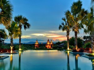 best hotels bagan : aureum palace hotel bagan[3575]