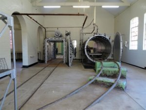 disinfecting room port nepean
