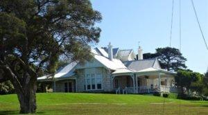 millionaire's walk summer mansion