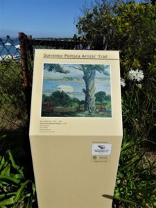 sorrento portsea artists trail
