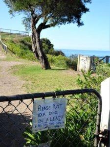 millionaire's walk gate