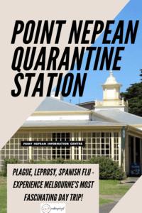 point nepean quarantine station
