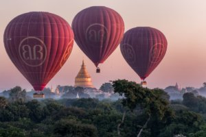BB bagan balloons