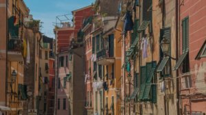 where to stay in Vernazza - vernazza Streets