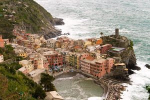 where to stay when visiting cinque terre - Vernazza cinque terre italy