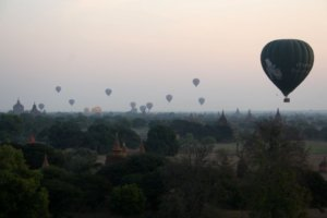 balloons over bagan photos : oriental ballooning bagan