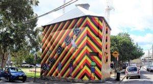 the block redfern street art