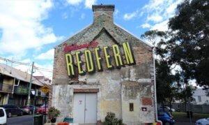 welcome to redfern sydney street art