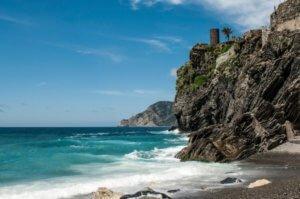 Castle in Vernazza