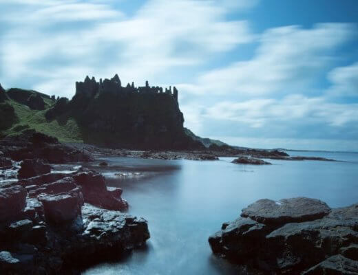 Dunluce Castle Northern Ireland feature image