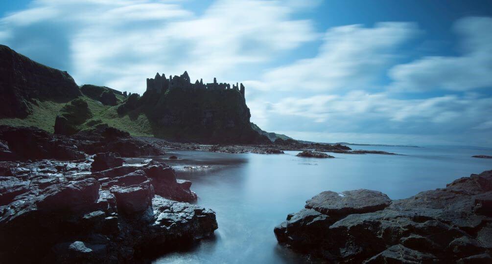 Dunluce Castle Northern Ireland feature image