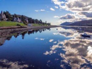 Loch Linnhe, Fort William, Scotland, UK