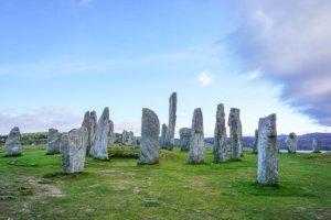 callanish standing stones isle of lewis sctoland