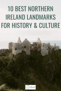 northern ireland landmarks pinterest image