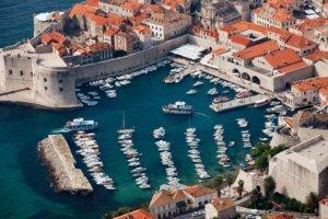 Dubrovnik Marina croatia