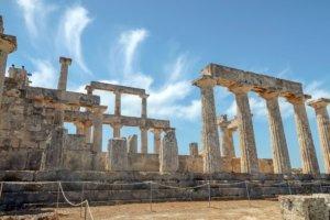 Temple of Aphaia, verginus