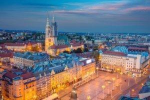 Zagreb.