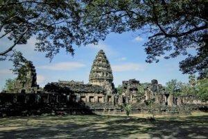 phimai khmer empire ancient history