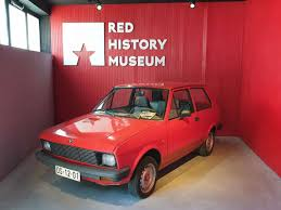 red history museum