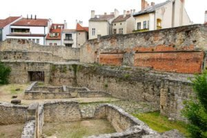 Scarbantia_Archaeological site in Sopron