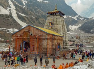 Kedarnath Temple_India