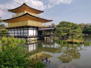 Kinkaku-ji-temple-japan