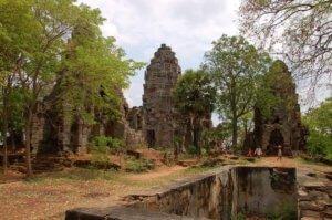 Wat Banan temple, Cambodia