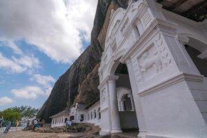 dambulla-cave temple Sri Lanka
