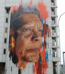 jenny munro mural sydney