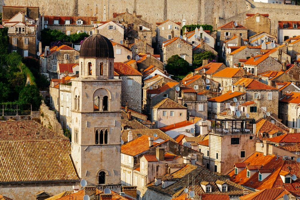 Franciscan monastry and museum, dubrovnik